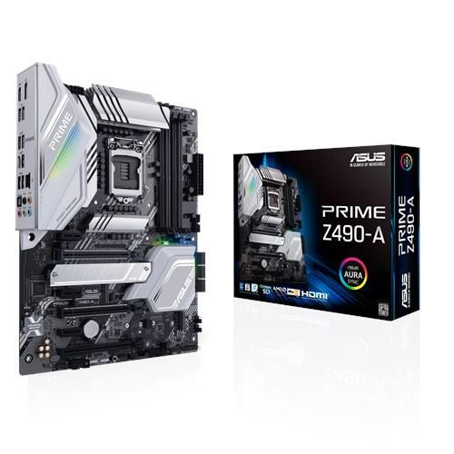 Image of Asus Prime Z490-A 1200 ATX