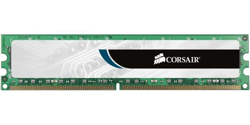 Image of Corsair 8GB 1x8GB DDR3 1600MHz CL11 Value