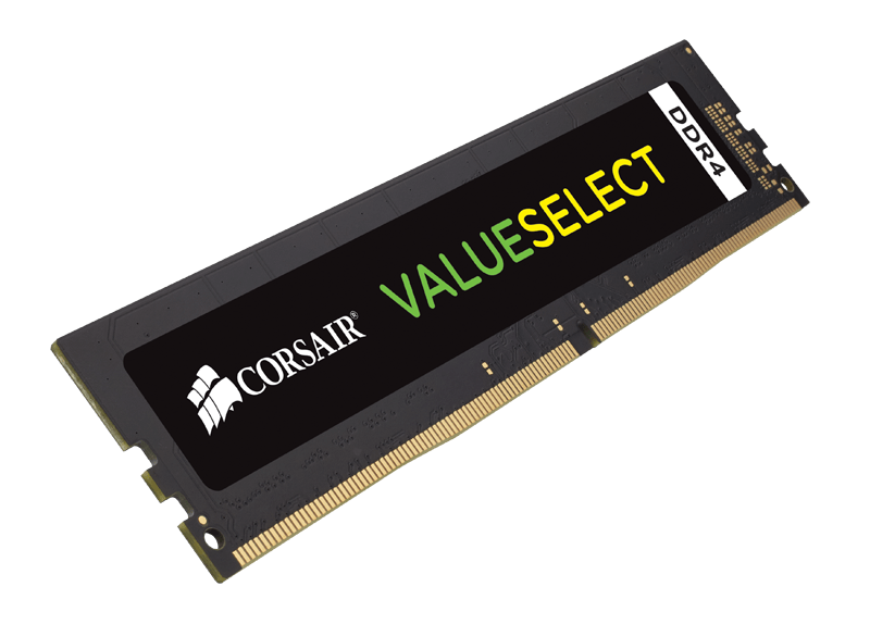 Image of Corsair 8GB DDR4 2666MHz ValueSelect CL18