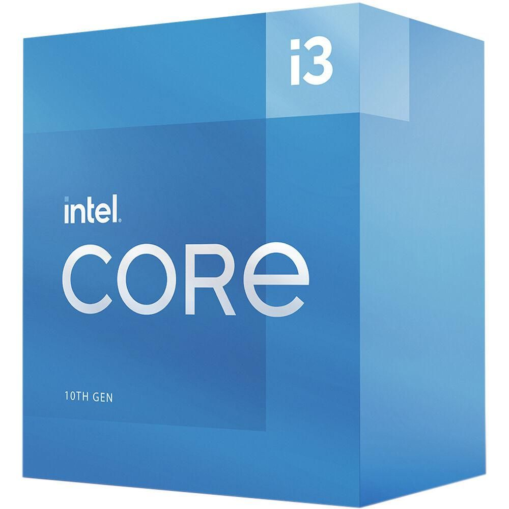 Image of Intel Core i3 10105 3.7GHz S1200 14nnm 6MB