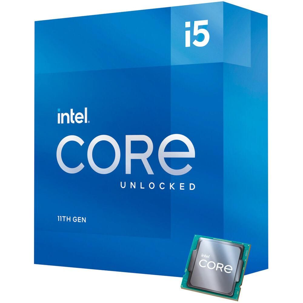 Image of Intel Core i5 11600K 3.9GHz S1200 14nm 12MB