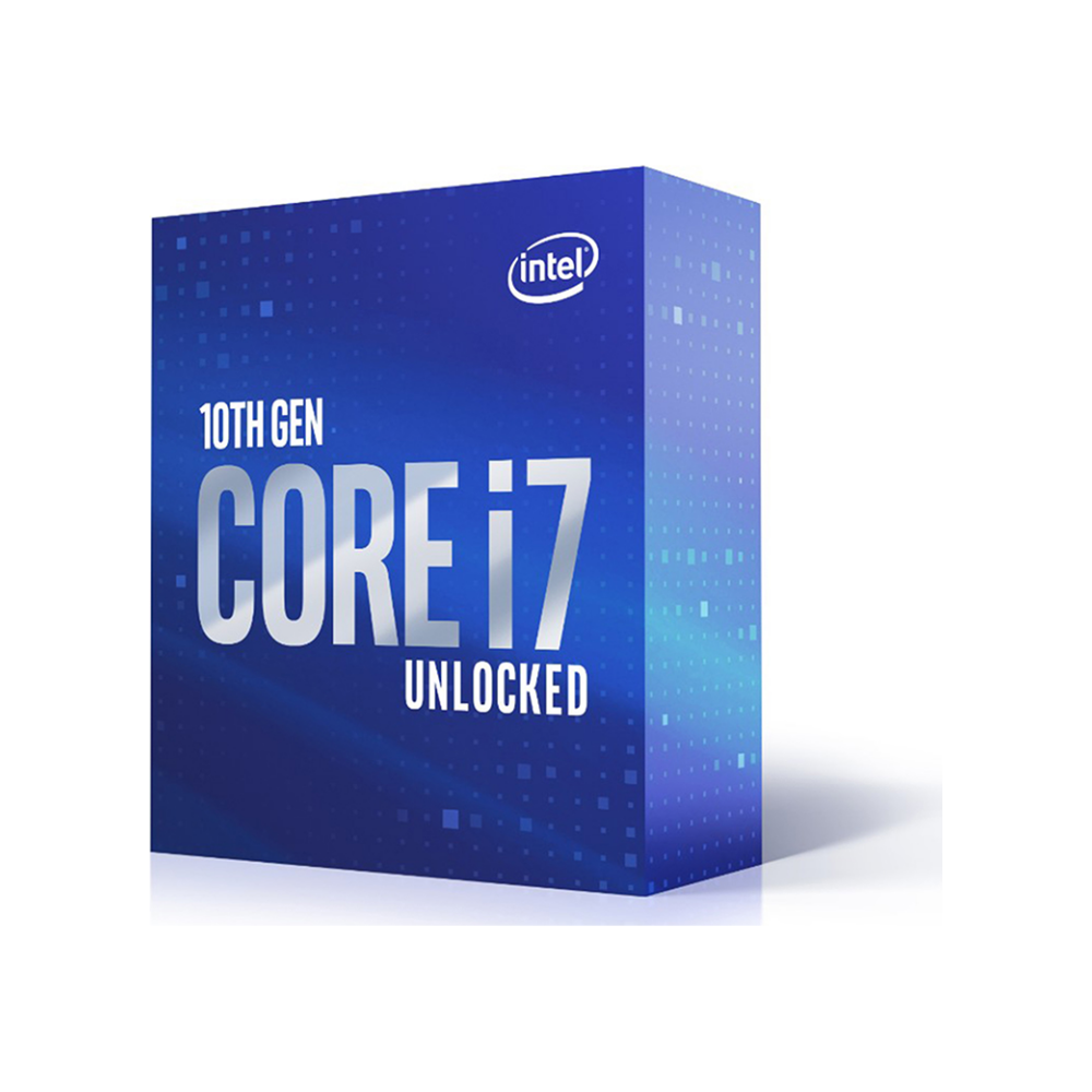 Image of Intel Core i7 10700K 3.8GHz S1200 14nm 16MB