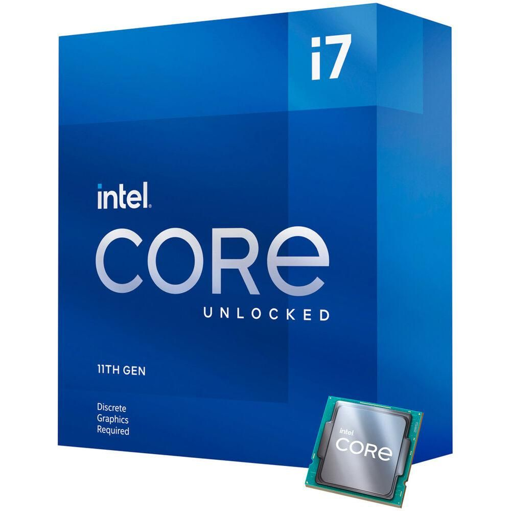 Image of Intel Core i7 11700KF 3.6GHz S1200 14 nm 16MB