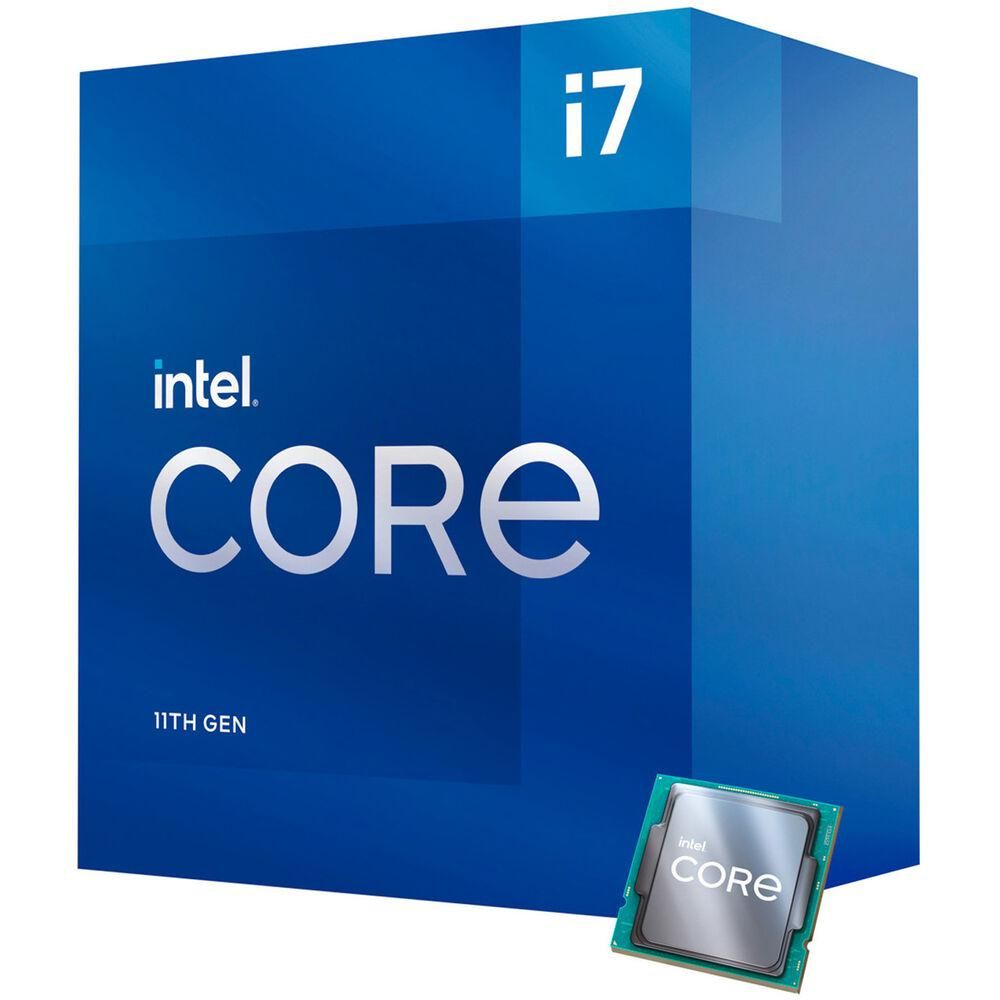 Image of Intel Core i7 11700 2.5GHz S1200 14nm 16MB