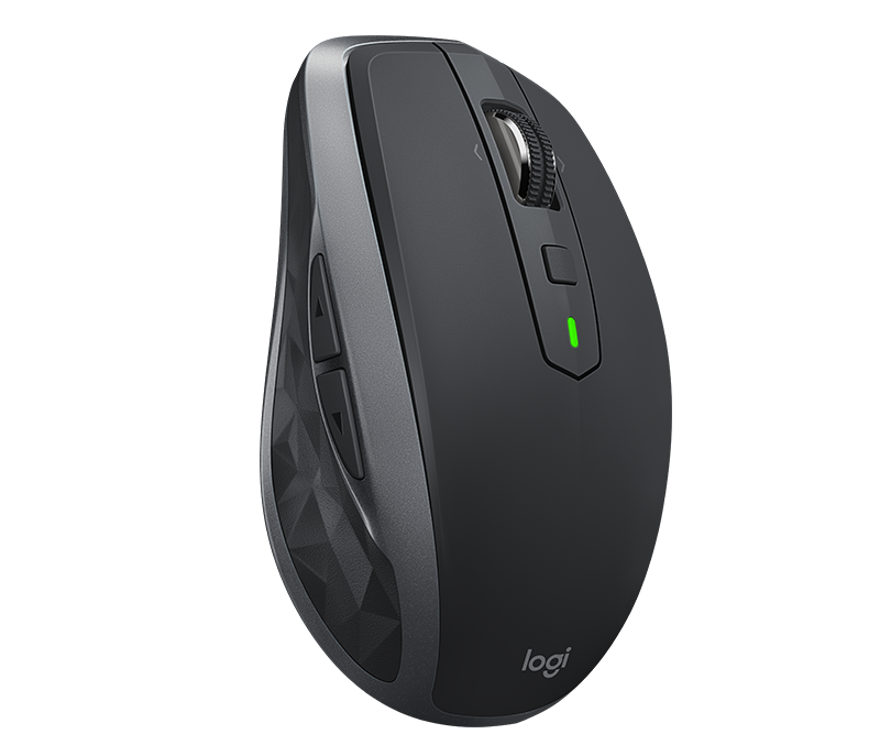 Image of Logitech Anywhere MX 2S Wireless mobile mús, bluetooth 2,4GHz