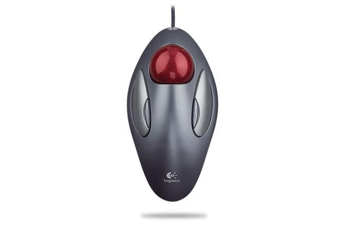Image of Logitech Marble Mouse