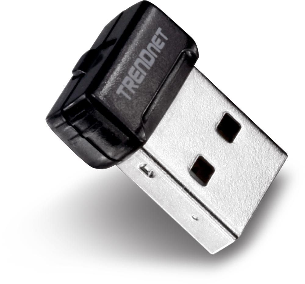 Image of Trendnet 150Mbps Micro Wireless N USB Adapter