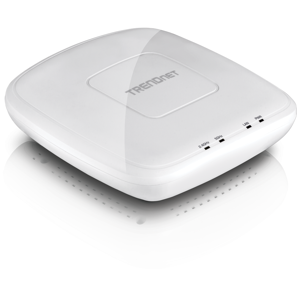 Image of Trendnet AC1200 Dual Band PoE Access Point